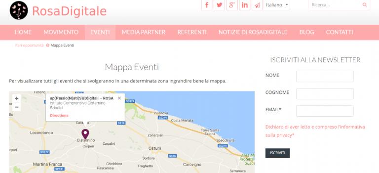 #Evento: Rosa Digitale