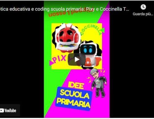 Codeweek 2021 – Scuola Primaria: presenta il tuo amico Robot…in classe quarta